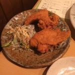 恵比寿で見つけた名物からあげ!京都福知山の「とりなご」の味がここにある!